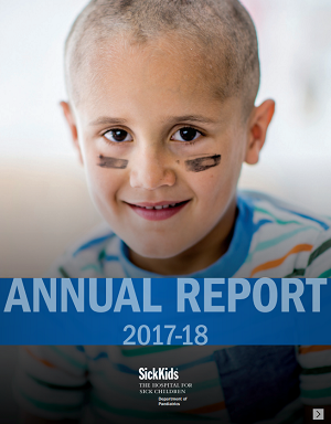 View 2017-2018 annual report