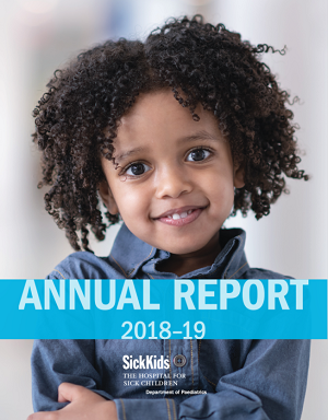 View 2018-2019 annual report