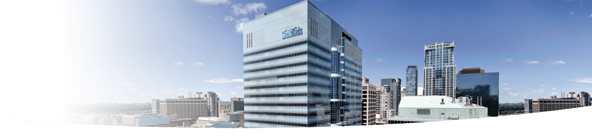 SickKids hospital building